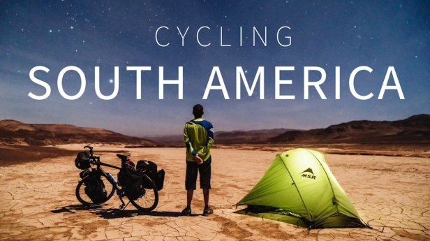 Cycling-South-America-Kamran-On-Bike